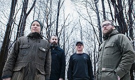 Promotional photo of Mogwai.