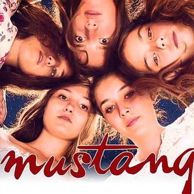 "Promotional film poster for ""Mustang."" Courtesy of Cohen ..."