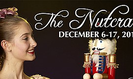 "A promotional photo for ""The Nutcracker,"" courtesy of San Diego Civic Youth B..."