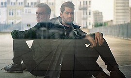 A photo of the electronic duo ODESZA, courtesy of Valley View Casino Center.