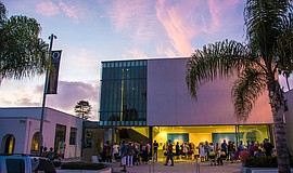Photo of the Oceanside Museum of Art courtesy of OMA