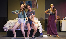 "From ""September and Her Sisters"" by Jennifer Lane