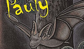 """Graphic cover of """"Pauly, the Adventurous Pallid Bat"""" by Heather Irbinskas"""