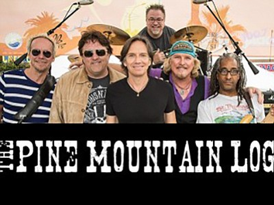 Promotional photo of Pine Mountain Logs. Courtesy of Pine...