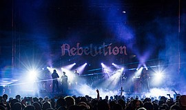Promotional photo for Rebelution: The Good Vibes Summer Tour