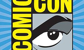 Graphic logo for Comic-Con International