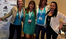 Promotional photo of women in business. Courtesy of San Diego Startup Week.