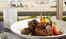 Promotional photo of Mocha Stout Braised Angus Short Ribs for Restaurant Week...