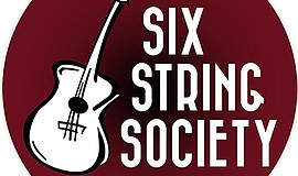 Promotional graphic for Six String Society. Courtesy of Six String Society.