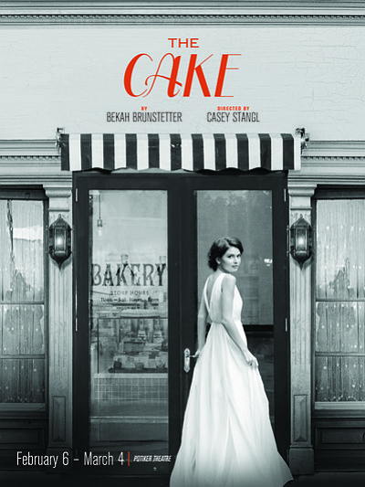 """Promotional graphic for """"The Cake,"""" courtesy of La Jolla ..."""