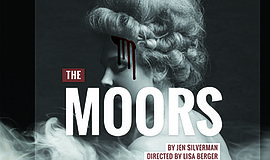 "Promotional flyer for ""The Moors."" Courtesy of Diversionary Theatre."