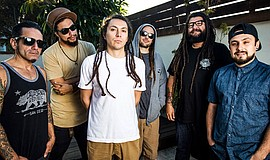 Promotional photo of Tribal Seeds. The band will kick off the Del Mar Summer ...