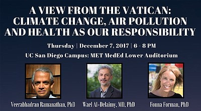 Promotional graphic courtesy of Scripps Institution of Oceanography & UC San Diego Institute for Public Health.