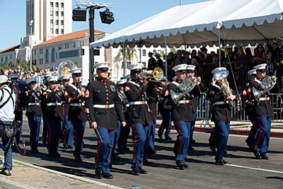 Promotional photo for the 31st Annual San Diego Veterans ...