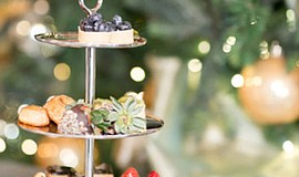 Promotional photo for the Holiday Victorian Tea. Courtesy of the Hotel del Co...
