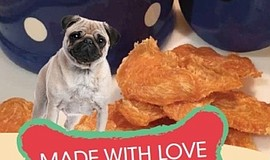 Promo graphic for PET Talk: Made With Love Homemade Dog...