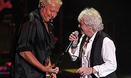 Promo graphic for Air Supply