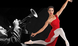 Promo graphic for San Diego Ballet's 'Ritmos Latinos'