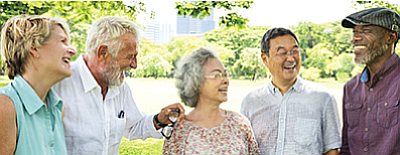 Promotional photo for the Memory class. Courtesy of Jewish Family Service of San Diego.