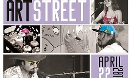 Promotional photos for Art Street.