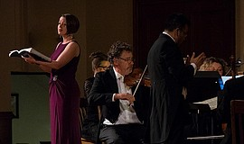 Promotional photo courtesy of Bach Collegium San Diego.