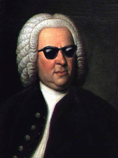 """Promotional graphic for """"Bach to Rock."""" Courtesy of Class..."""
