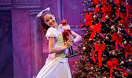 "A photo from Ballet Arte's ""Nutcracker,"" courtesy of Ballet Arte."
