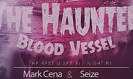 Promotional graphic for The Haunted Blood Vessel. Courtesy of Our Nightlife, ...