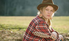 A promotional photo of musician Crystal Bowersox.