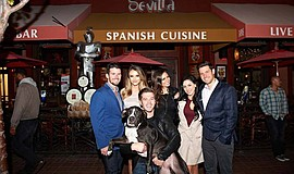 Photo courtesy of Cafe Sevilla