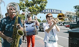 A photo from the Carlsbad Music Festival, courtesy of the festival organizers.