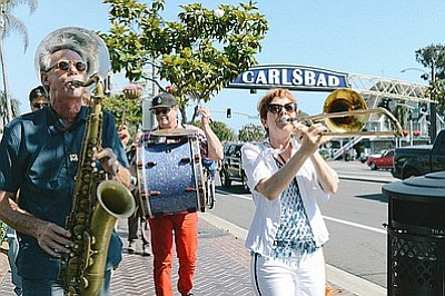 A photo from the Carlsbad Music Festival, courtesy of the...
