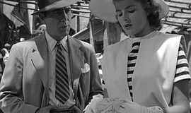 "Film still from ""Casablanca."" Film scholar Noah Isenberg will sign his book ""..."