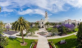 The University of San Diego.