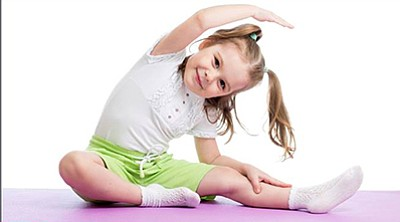 Promotional photo for the Creative Dance class. Courtesy of the Rancho Bernardo Library.