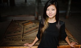 A promotional photo of Vicky Chow, courtesy of Fresh Sound.