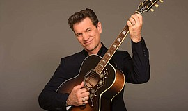 Promotional photo courtesy of Chris Isaak.