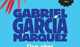 "Cover of ""One Hundred Years of Solitude,"" a novel written by Gabriel García M..."