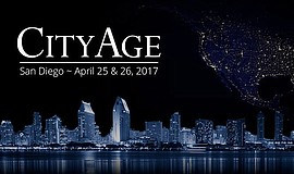 Promotional photo for the CityAge: Build the Future event.