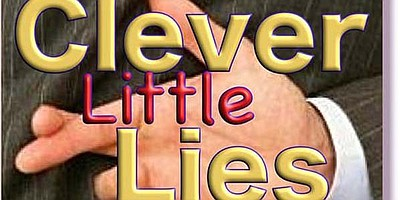 "Promotional graphic for ""Clever Little Lies."" Courtesy of..."
