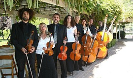 Promotional photo of The Hutchins Consort