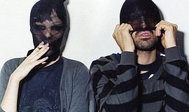 Promotional photo courtesy of Crystal Castles.