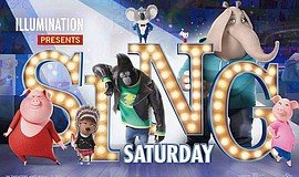 """Promotional film poster for """"Sing"""" (2016)."""