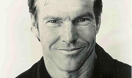 Photo of artist and actor Dennis Quaid