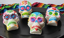 Promotional photo for the 17th annual Día de los Muertos event. Courtesy of D...