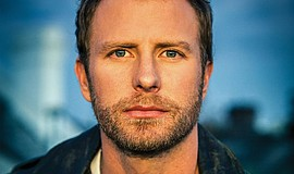 Promotional photo of Dierks Bentley.