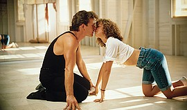 "A promotional photo from the 1987 film ""Dirty Dancing,"" courtesy of IMDB."