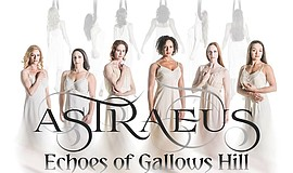 "Promotional photo for ""Echoes of Gallows Hill."" Courtesy of Astraeus Aerial D..."