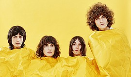 Promotional photo of Temples. Photo credit: Ed Miles.
