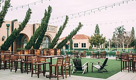 Promotional photo of Stone Brewing World Bistro & Gardens - Liberty Station.